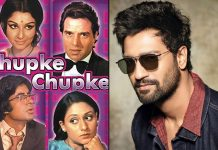 Chupke Chupke Remake Will Have Vicky Kaushal Playing Amitabh Bachchan's Role?