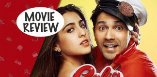Coolie No. 1 Movie Review