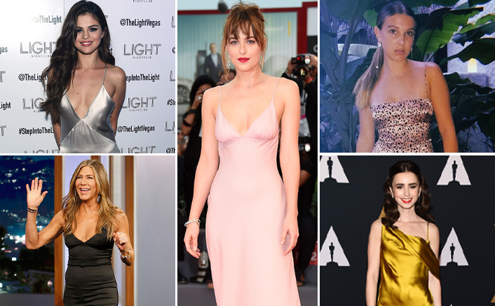 Dakota Johnson To Millie Bobby Brown – Take Inspiration From These Beauties For Your New Year's Look!