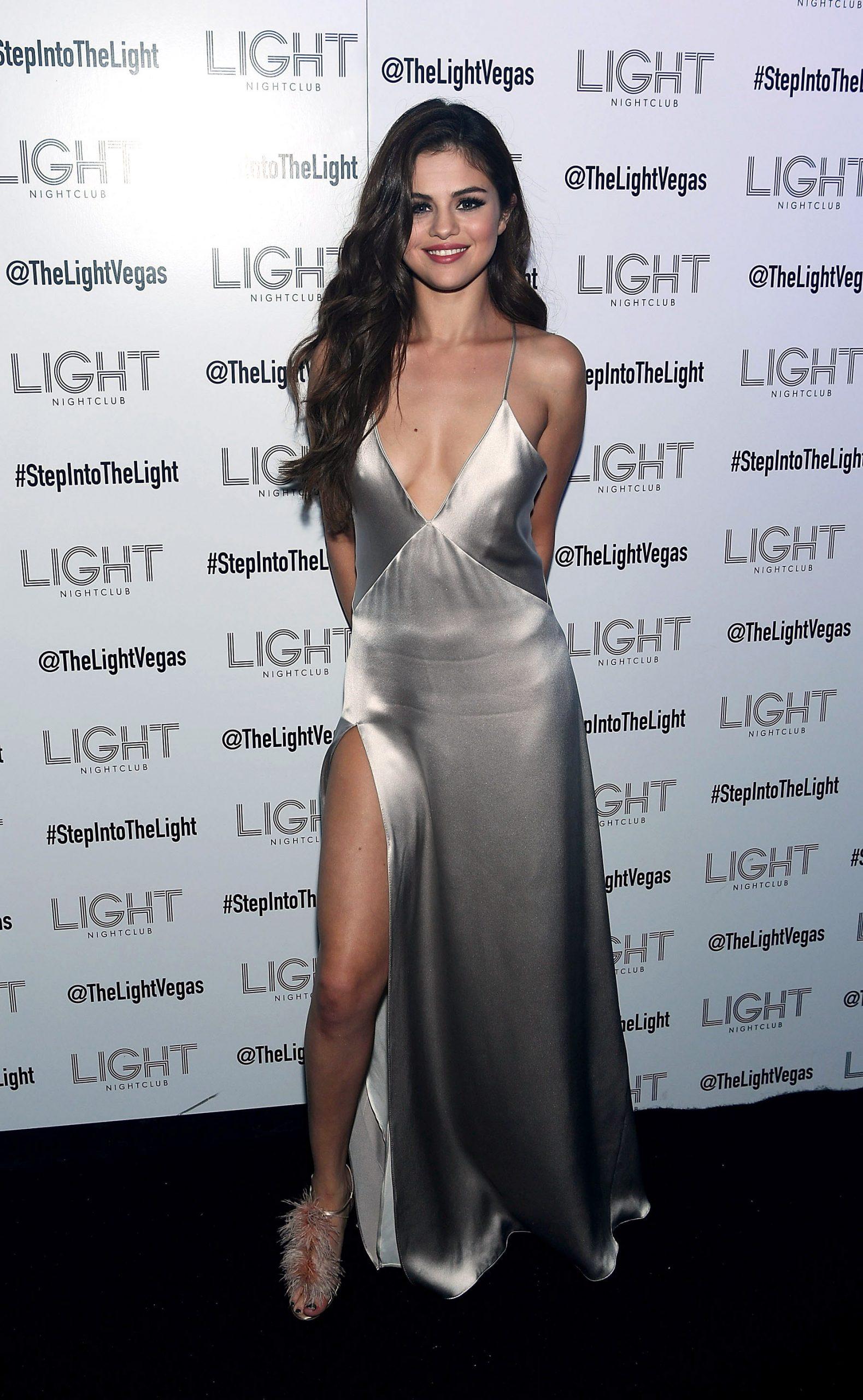 Dakota Johnson, Selena Gomez To Millie Bobby Brown – Satin Dress Inspirations For New Year's Night!