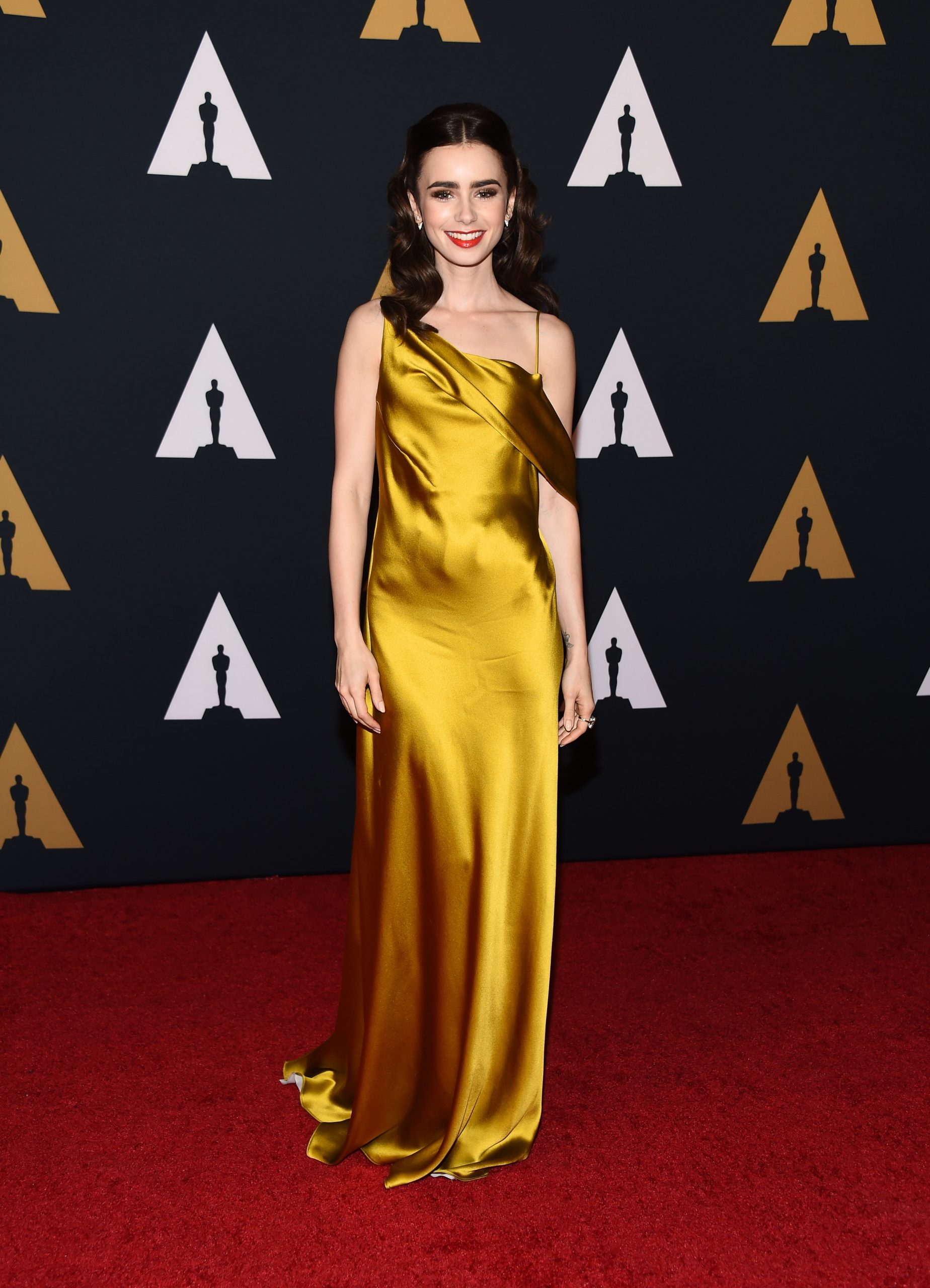 Satin Dress Inspirations For New Year's Night!