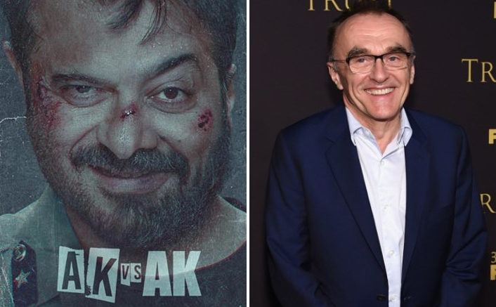Danny Boyle is all praise for Anil Kapoor's show stealing performance in the newly released AK vs AK