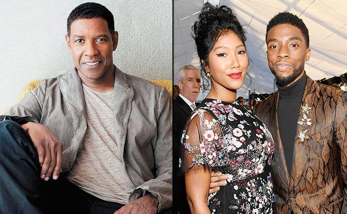 Denzel Washington Told Chadwick Boseman To 'Put A Ring On' Taylor Simone Ledward's Finger