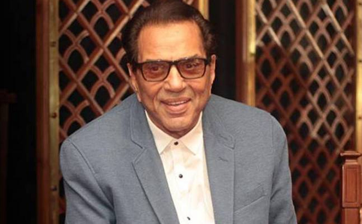 Dharmendra Honoured By New Jersey Senate & General Assembly