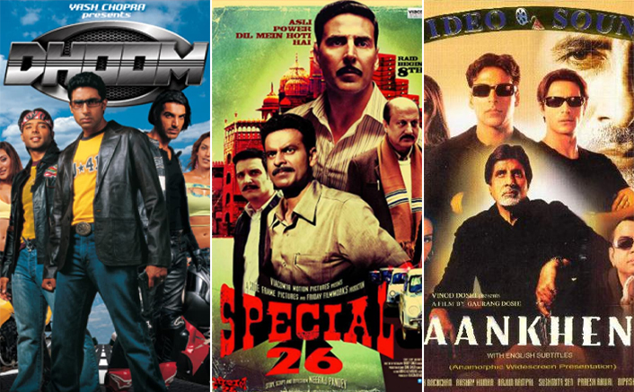 Dhoom, Special 26, Aankhen & More – These Bollywood Heist Films Stole Our Hearts