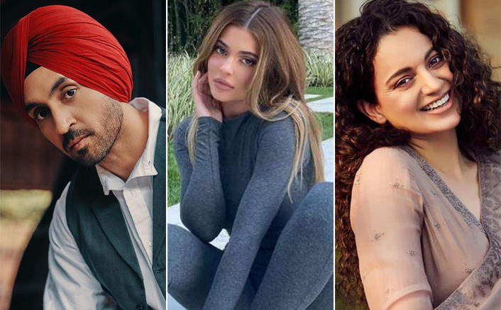 Diljit Dosanjh VS Kangana Ranaut: Netizens Tag Kylie Jenner For Losing Out On Such A Gem