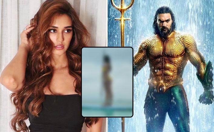 Disha Patani lives 'Aquaman' fantasy in sizzling bikini pic