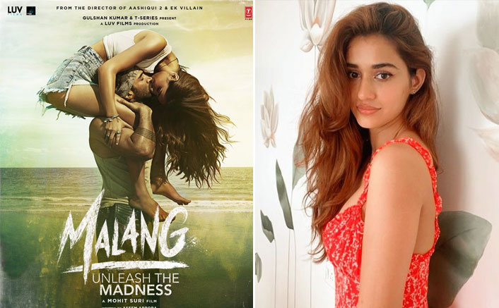 Disha Patani's Malang becomes the most popular action film on a leading streaming platform!