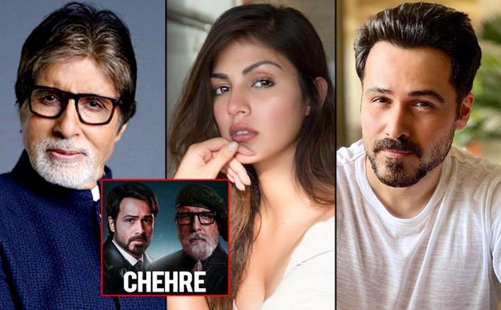 Disney + Hotstar Has Reportedly Paid A Premium To Buy Chehre Which Stars Rhea Chakraborty, Amitabh Bachchan & Emraan Hashmi
