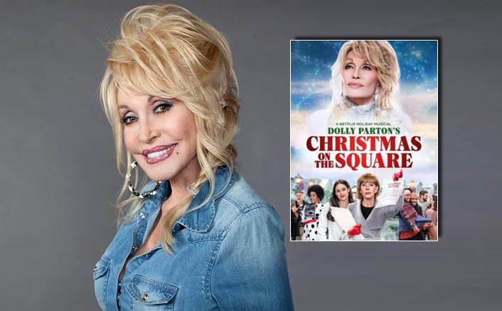 Dolly Parton Heroicly Saves Her 'Christmas On The Square' Co-Star Talia Hill's Life