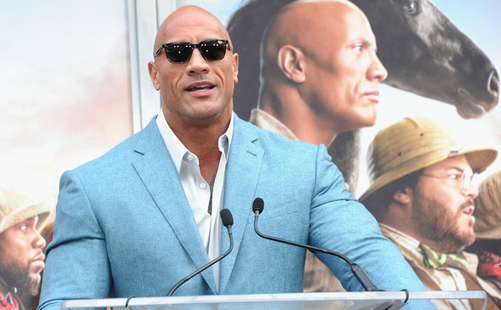 Dwayne Johnson AKA The Rock Wishes His Biggest Fangirl