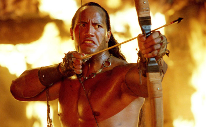 Dwayne Johnson Wishes To Play Scorpion King In A Mummy Movie Again?