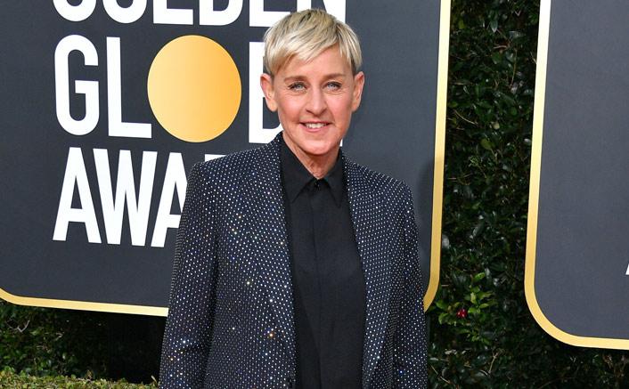 Ellen DeGeneres Thanks Frontline Workers In An Emotional Way