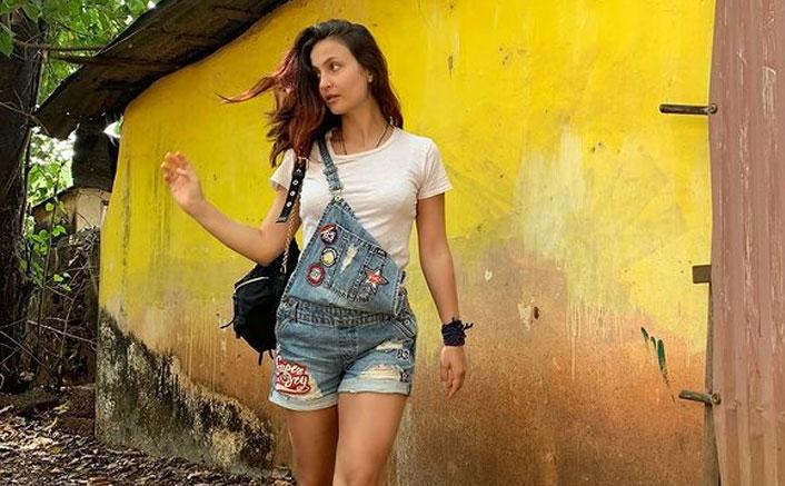 Elli AvrRam explores Goa vibes