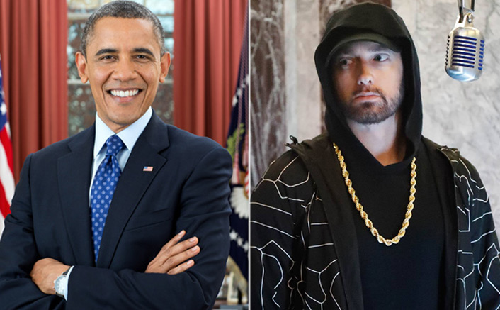 Eminem Finally Reacts To Barack Obama's Lose Yourself Video