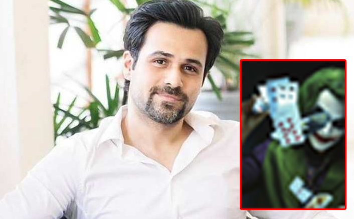 Emraan Hashmi's Picture As Joker Will Convince You That He Is Fit For A Hindi Remake