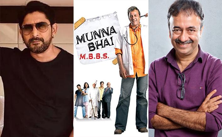 Arshad Warsi Says Rajkummar Hirani Has 3 Brilliant Scripts For Munnabhai 3