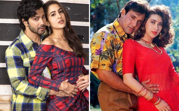 Sara Ali Khan Says She & Varun Dhawan Do Not Want To Be Karisma Kapoor & Govinda Of This Generation