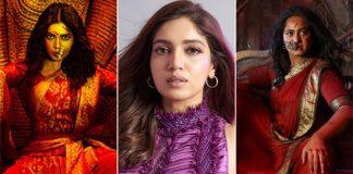 "Exclusive! 'Durgavati' Bhumi Pednekar On Comparisons With Anushka Shetty: ""I Know She Has A Large Fan Following…"""