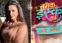"""Exclusive! Shruti Sharma On Namak Ishq Ka: """"Was Scared If People Will Accept Such A Strong Concept"""""""