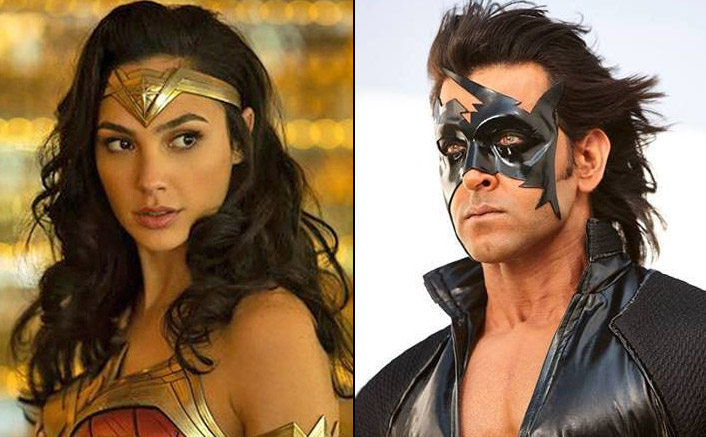 Fans demand a crossover between Krrish and Wonder Woman after the conversation between Hrithik Roshan and Gal Gadot