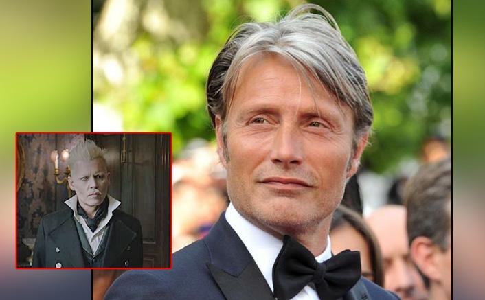 Fantastic Beasts 3: Mads Mikkelsen Speak About Stepping Into Johnny Depp's Shoes