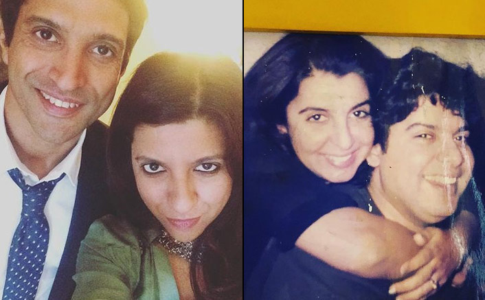 Farhan Akhtar-Zoya Akhtar & Sajid Khan-Farah Khan's Moms Are Sisters