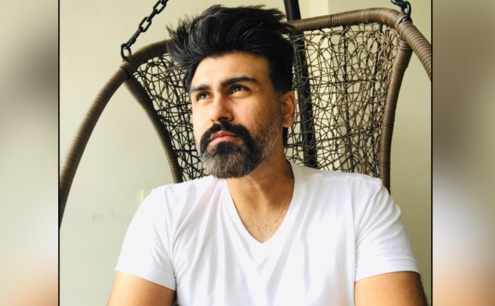 For Aarya Babbar, No Mask Means No Shooting