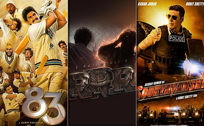 From 83, RRR & Sooryavanshi Creating Wonders At The Box Office, To Films That Have Potential To Surprise All – Here's What Bollywood Has In Store For 2021