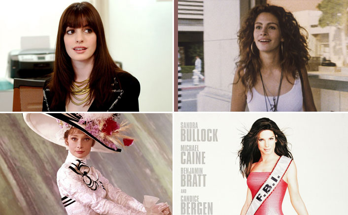 From Audrey Hepburn & Julia Roberts To Sandra Bullocks & Anne Hathaway – 7 Actress Who Has Compete Makeovers In Movies