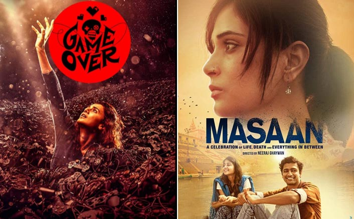 From Game Over To Maasan: Here Are 5 Best Hindi Movies To Watch On Netflix