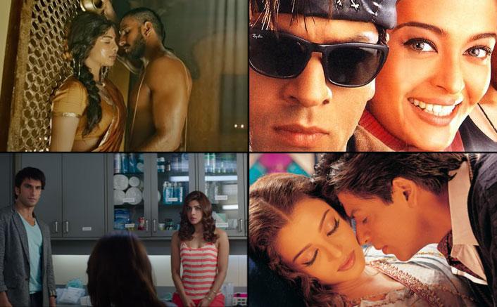 From Ranveer Singh & Priyanka Chopra To Shah Rukh Khan & Aishwarya Rai Bachchan – Check Out Which Bollywood Stars Played Lovers & Siblings In Movies