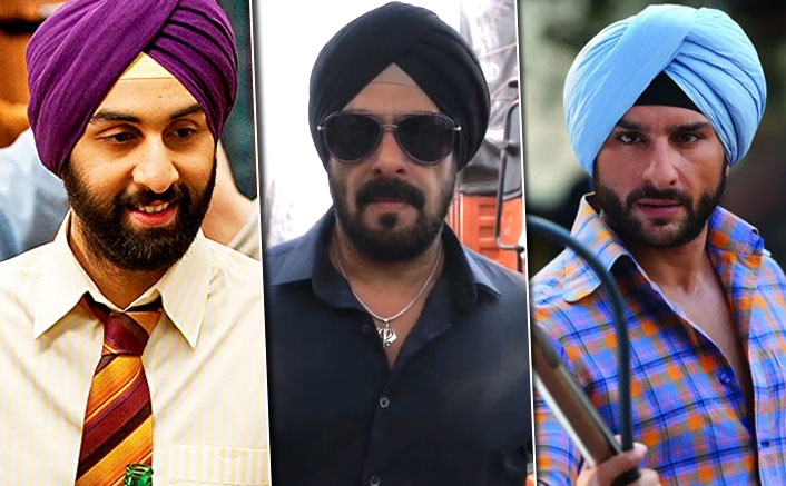From Salman Khan To Saif Ali Khan: 5 Top Bollywood Actors Who Played Sikh Characters On-Screen