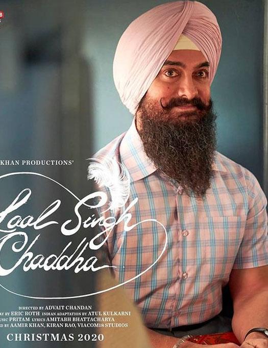 Aamir Khan In Laal Singh Chaddha