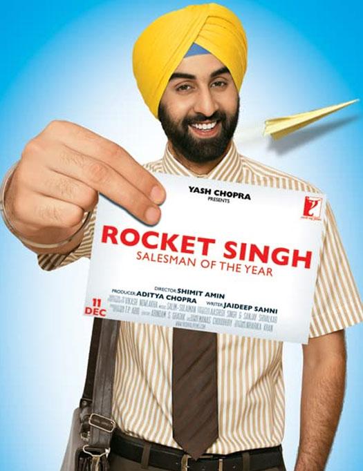 Ranbir Kapoor In Rocket Singh - Salesman Of The Year