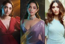 From Sarees & Gowns To Suits & More, Tamannaah Bhatia Is Fashion Goals In All