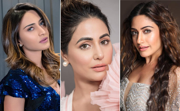 From Surbhi Chandna, Hina Khan To Erica Fernandes - 4 Bold Eye Makeup Looks To Take Inspiration From This New Year's Eve; Read On