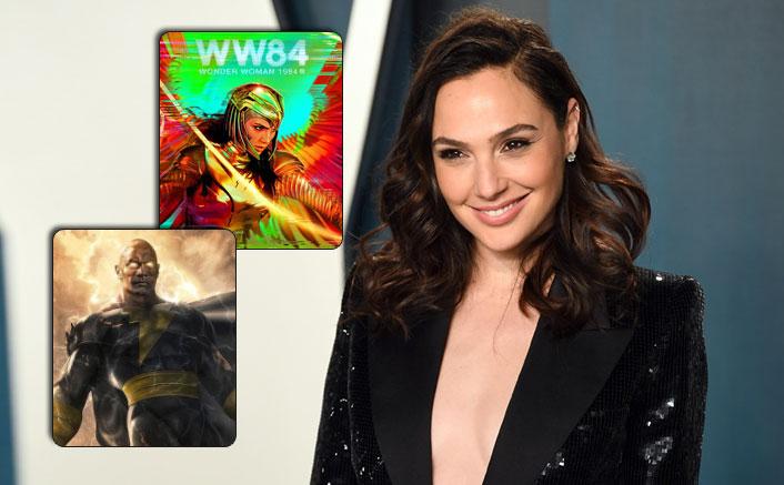 Gal Gadot Teases Crossover Between Wonder Woman & Black Adam