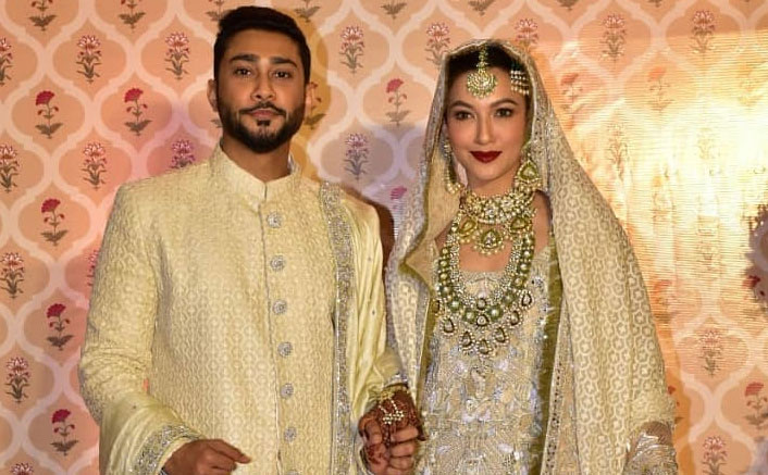 Gauahar Khan & Zaid Darbar Get Hitched In A Private Ceremony