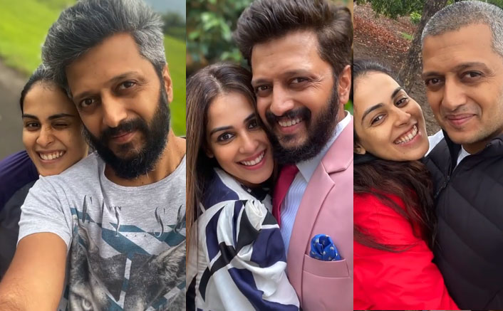 Genelia D'Souza on Riteish Deshmukh's Birthday: Best Part Of My Life Will Always Be You