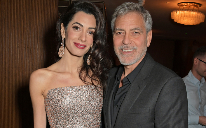 George Clooney Shares Insights Of His First Meeting With AmalGeorge Clooney Shares Insights Of His First Meeting With Amal