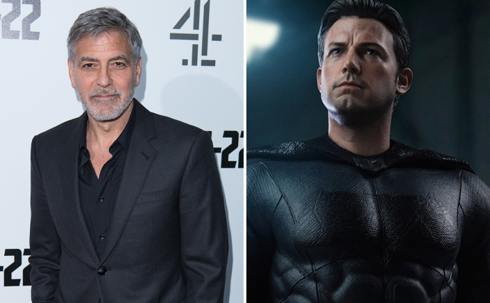 """George Clooney Admits He Tried To Keep Ben Affleck Away From Batman, Says """"He Didn't Listen To Me & Ended Up Doing A Great Job"""""""