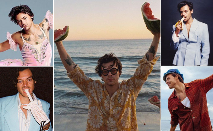 Harry Styles Crowned Style Icon Of 2020 & We Couldn't Agree More; Check Out His Top 5 'Golden' Fashionable Moments