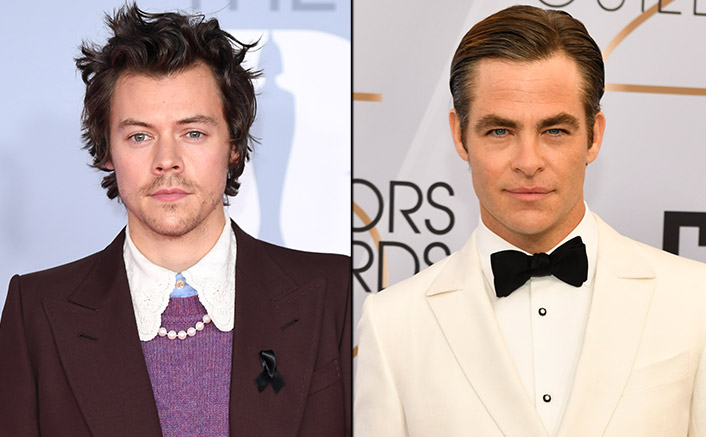 Harry Styles Is 'Off-The-Charts Cool' Reveals His 'Stunned' Co-Star Chris Pine