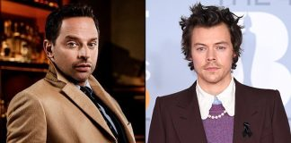 Harry Styles Was The First Person To Know About Nick Kroll's Wedding Proposal To Lily Kwong