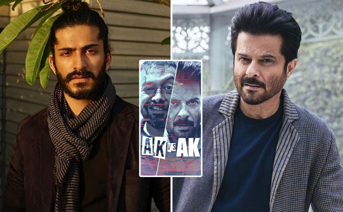 Harsh Varrdhan On Working With Dad Anil Kapoor In 'AK Vs AK'