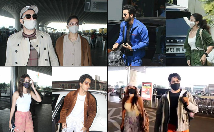 Here Is A List Of 4 Bollywood Couples From Ranbir Kapoor – Alia Bhatt To Sidharth Malhotra – Kiara Advani & Their New Year Holiday Destination