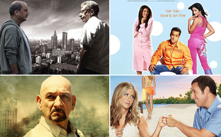 Hollywood Took Inspiration From Bollywood Movies For Many Movies Including 'A Common Man,' 'Just Go With It' & More
