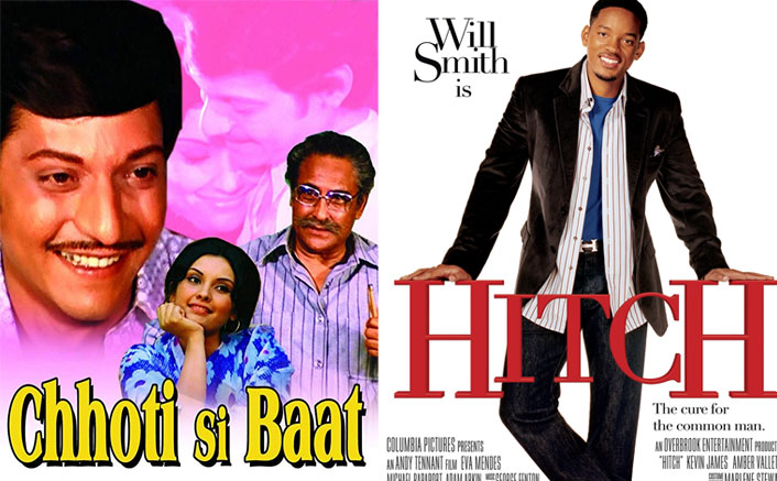 Bollywood Inspired Hollywood: Choti Si Baat (1975) Was Adapted As Hitch (2005)