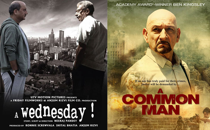 Bollywood Inspired Hollywood: A Wednesday (2008) Was Adapted As A Common Man (2013)
